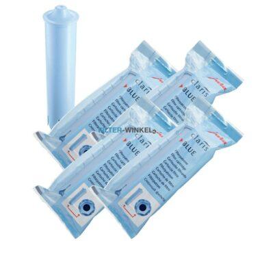 Jura Claris Blue waterfilter (set à 4 stuks)