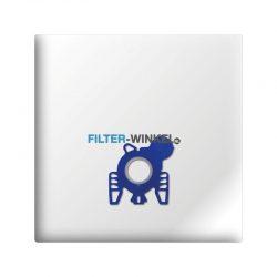 Miele G/N kunststof filterplus