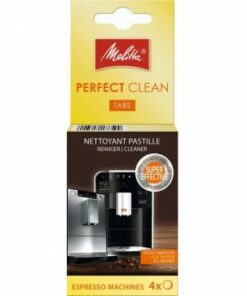 MELITTA Perfect Clean Reinigingstabl 4 stuks